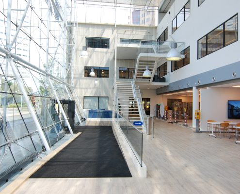 Gemeentelijk vervoersbedrijf gvb ags architects for Interieur architect amsterdam
